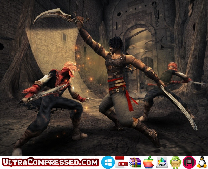 Prince of Persia Warrior Within Highly Compressed