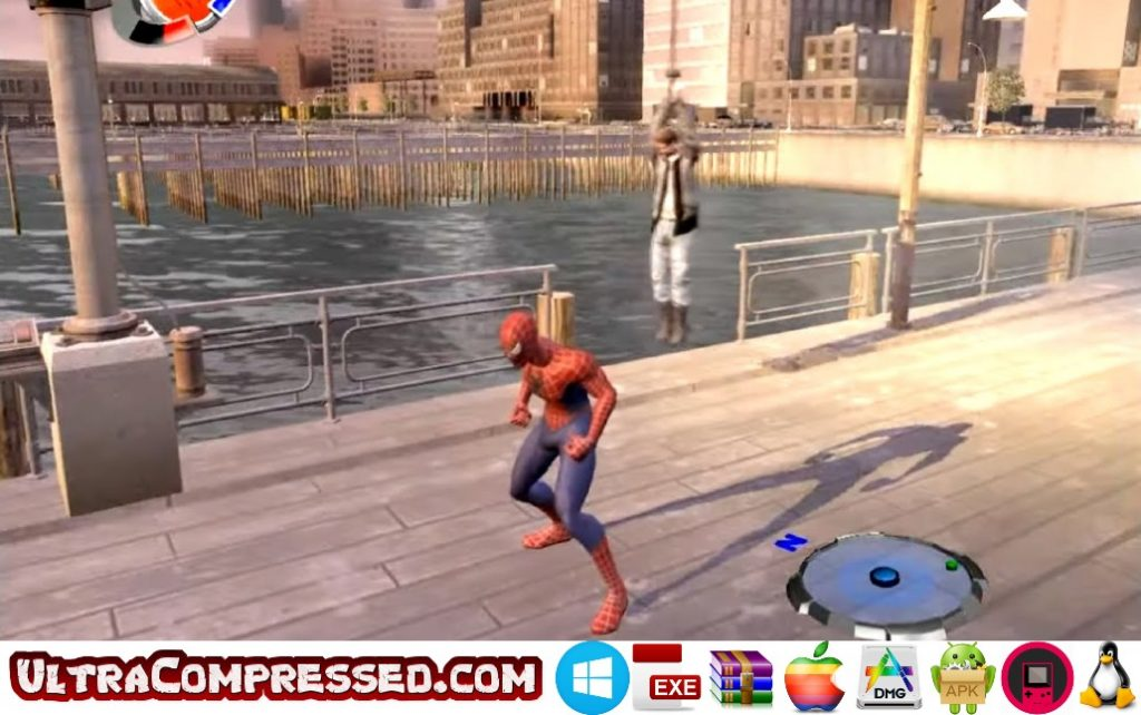 Spider Man 3 Game Download for PC Highly Compressed